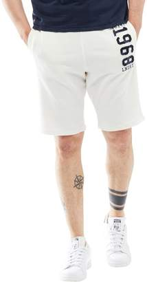Tokyo Laundry Mens Axial Shorts Ivory
