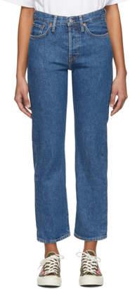 Acne Studios Blue Bla Konst 1997 Jeans