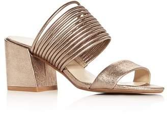 Kenneth Cole Women's Hanna Block-Heel Sandals