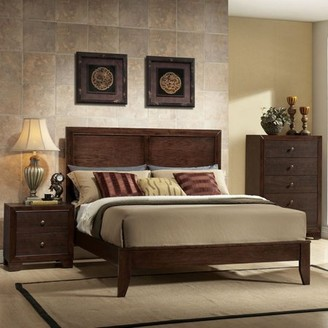 ACME Furniture ACME Madison California King Panel Bed in Espresso, Multiple Sizes