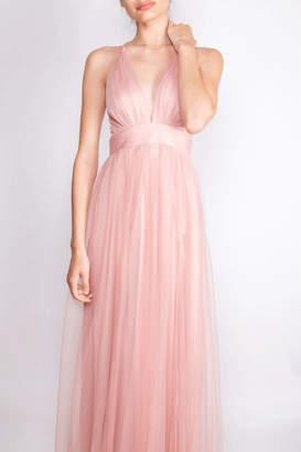 Luxxel Blush Enchantress Gown
