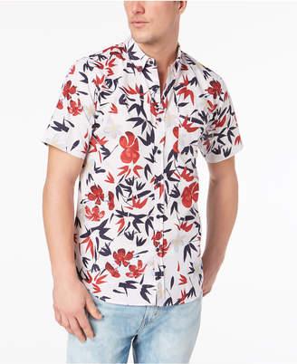 Ezekiel Men's Tropical Woven Shirt