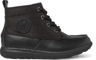 Ralph Lauren Ranger Sport Leather Sneaker