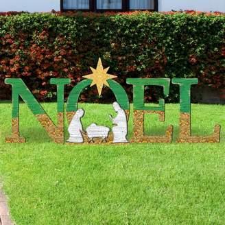 The Holiday Aisle Noel Nativity Yard Lawn Art
