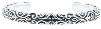 King Baby Studio Engraved Cuff Bracelet