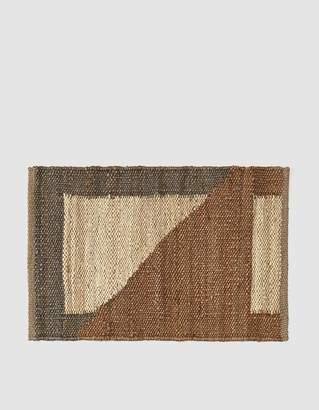 Tantuvi 2 x 3 ft. No. 7 Hemp Rug in Sand