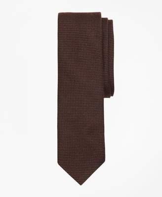 Brooks Brothers Textured Wool-Blend Tie