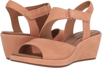 Clarks Un Plaza Sling Women's Wedge Shoes