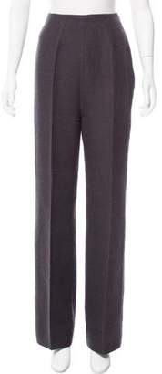Haider Ackermann High-Rise Wool Pants