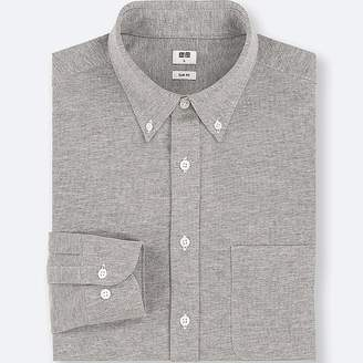 Uniqlo Men's Easy Care Comfort Long-sleeve Shirt
