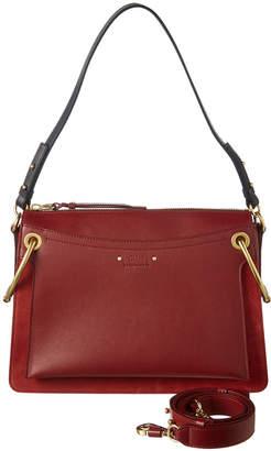 Chloé Medium Roy Leather Shoulder Bag