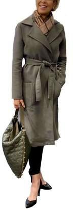 Antonello Serio Grey Coat