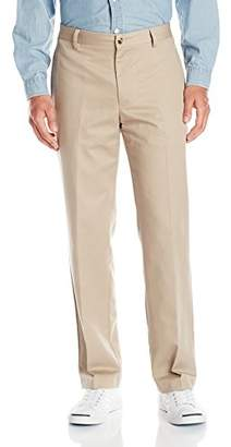 Van Heusen Men's No-Iron Classic-Fit Flat-Front Pant