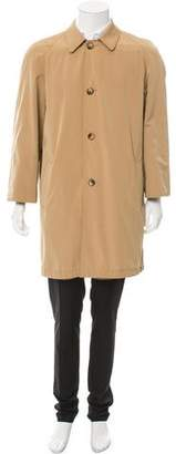 Burberry Reversible Trench Coat