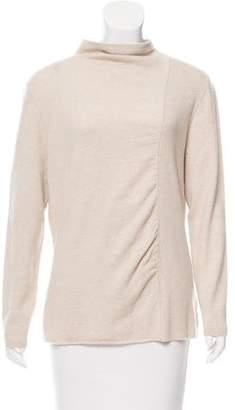Lafayette 148 Wool Cowl Neck Sweater
