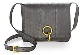 A.L.C. Women's Charlie Watersnake Crossbody Bag