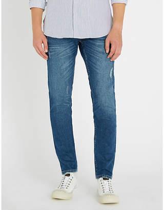 The Kooples Slim-fit straight jeans