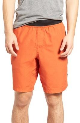 Men's Prana 'Mojo' Quick Dry Shorts $50 thestylecure.com
