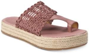 Bare Traps Baretraps Boyde Flatform Espadrille Sandals Women's Shoes