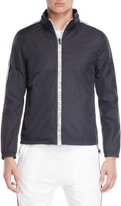 Antony Morato Deep Blue Hidden Hood Jacket
