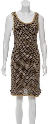 Rag & Bone Knit Knee-Length Dress