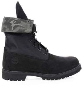 Timberland Gaiter Leather Boots