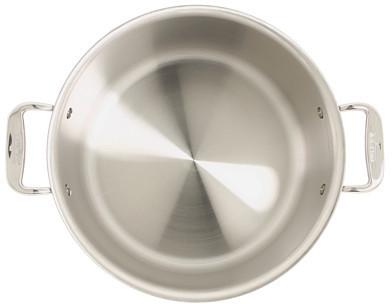 All-Clad Copper-Core 8 Qt. Stock Pot With Lid