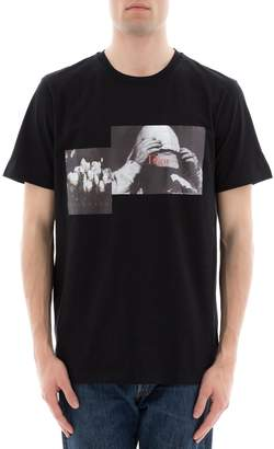 Christian Dior Black Cotton T-shirt