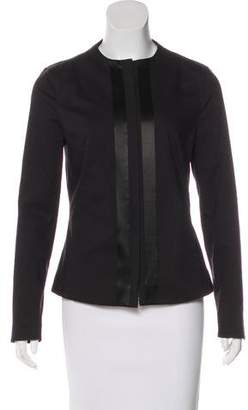 Rene Lezard Lightweight Structured Jacket