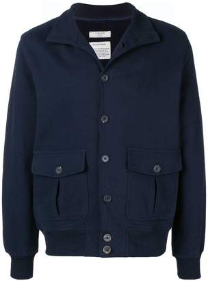 1901 Circolo buttoned bomber jacket