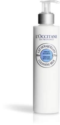 L'Occitane Shea Cleansing Milk 200ml