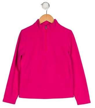 Obermeyer Girls' Fleece Pullover Sweater