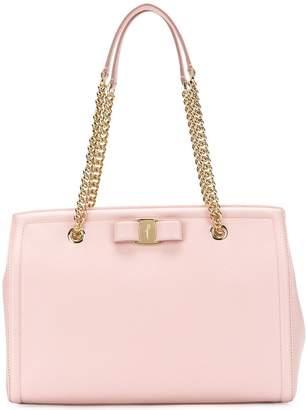 ccafc848ad49 Salvatore Ferragamo Pink Shoulder Bags - ShopStyle