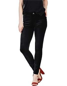 Paige Hoxton Ultra Skinny Velvet Jean
