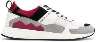 Moa Master Of Arts Futura colour block sneakers