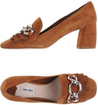 Miu Miu Loafers
