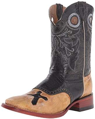 Ferrini Men's Lizard Cross