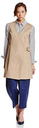 Moussy (マウジー) - (マウジー) MOUSSY WRAP MINI DRESS 0109SS30-1170 070 BEG 2