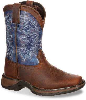 Durango Big Kid Western Youth Cowboy Boot - Boy's