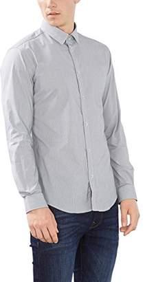 Esprit Men's 096eo2f017 Formal Shirt,(Manufacturer Size: 45)