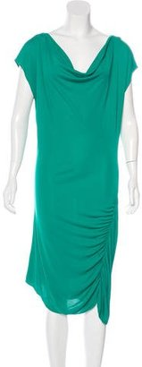 Alice by Temperley Ruched Midi Dress $70 thestylecure.com