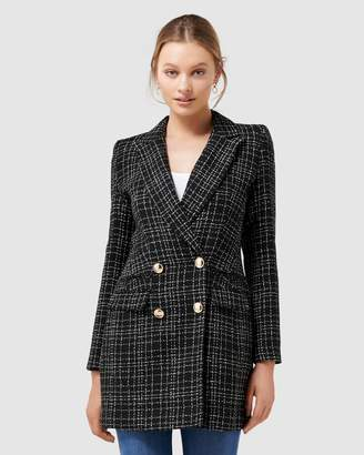 Forever New Lauren Boucle Jacket
