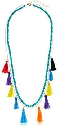 Rebecca Minkoff SofiaTassel Layering Necklace