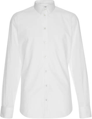 Dolce & Gabbana Stretch Cotton-Poplin Shirt