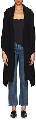 The Row Women's Bobo Merino Wool-Cashmere Hooded Poncho