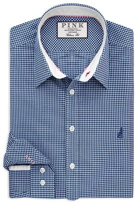 Thomas Pink Herbie Check Dress Shirt - Bloomingdale's Regular Fit $135 thestylecure.com
