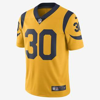 Nike NFL Los Angeles Rams Color Rush Limited (Todd Gurley) Men's Football Jersey