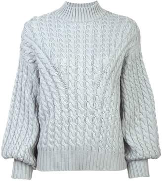 Zimmermann Tempest Cable Sweater