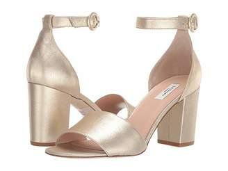 9feae1f765cc LK Bennett Block Heel Women s Sandals - ShopStyle