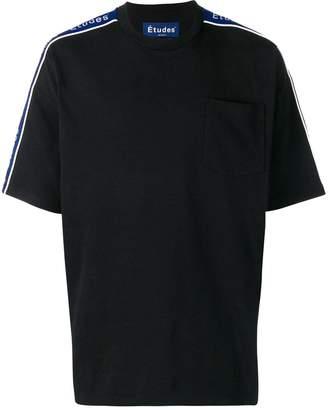 Études Contrbutor Tape T-shirt